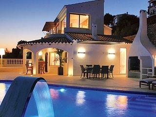 6 bedroom Villa in Torre Soli Nou, Balearic Islands, Spain : ref 5707789