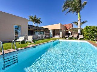 Par 4 Villa 7 Salobre Golf Villas - Holiday Rental Par4 - 7