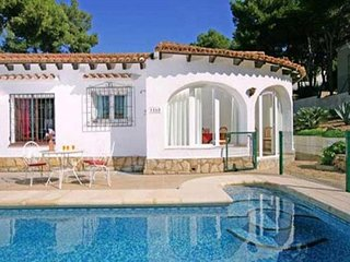 Spacious villa in the center of Balcon del Mar with Internet, Washing machine, A