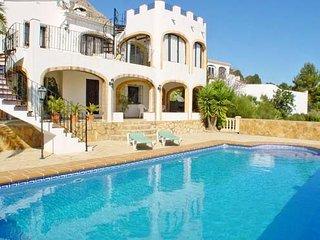 Cozy villa in Xàbia with Internet, Washing machine, Pool