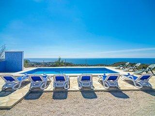 Spacious villa in Benissa with Internet, Washing machine, Pool