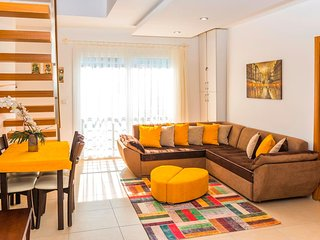Pınara Residence - Luxury 1 bedroom in Oludeniz
