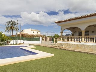 Cozy house in Xàbia with Internet, Pool