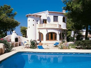 Cozy house in the center of Balcón del Mar with Internet, Washing machine, Air c