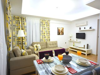 Likya Garden Residence -Deluxe 1 Bedroom Apartment f8
