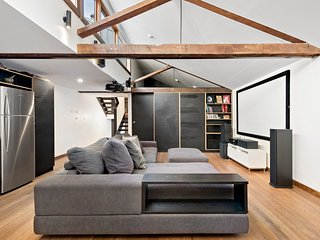 ICONIC 1BDR Warehouse conversion in Brunswick