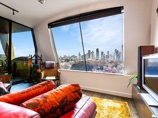 Stephanie, Architectural WONDER 2BDR South Melbourne Apartment
