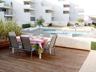 Cozy apartment in Dénia with Internet, Washing machine, Pool, Balcony