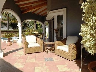Cozy villa in Calp with Internet, Washing machine, Pool