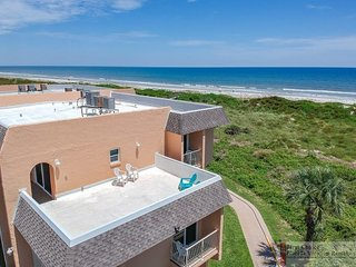 Direct Oceanfront ~ Large Private Sun Deck ~ Excellent Location!