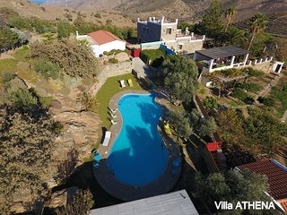 Villa ATHENA with private pool - Green Island Resort Kea