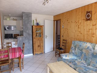 Appartement confortable, près des pistes and du centre ville