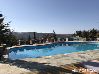 Villa POSEIDON with private pool - Green Island Resort Kea