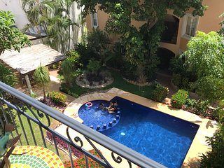 Bonito y amplio departamento en Costa Azul (3R, 6pax)