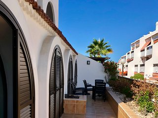Ground floor apartment in the heart of Playa de las Americas