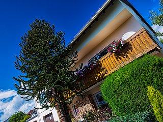 Zwei 4 Sterne Ferienwohnungen/Ferienhaus 7 km von Limburg in Hunfelden