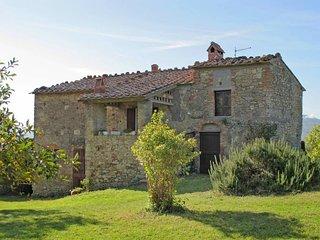 4 bedroom Villa in San Dalmazio, Tuscany, Italy : ref 5715560