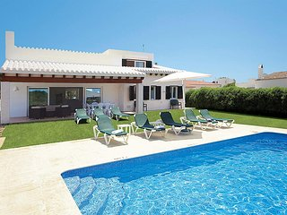 5 bedroom Villa in Binibèquer Vell, Balearic Islands, Spain : ref 5707644