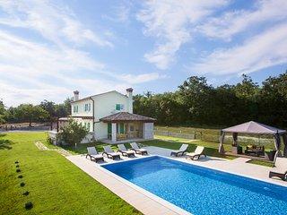 4 bedroom Villa in Veli Turini, Istria, Croatia : ref 5714307