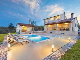 3 bedroom Villa in Hrvatini, Istria, Croatia - 5706897