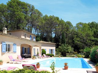4 bedroom Villa in Le Flayosquet, Provence-Alpes-Cote d'Azur, France : ref 57149