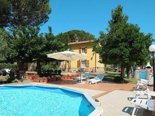 4 bedroom Villa in Casa Macehia Meli, Tuscany, Italy - 5715566