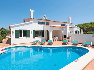4 bedroom Villa in Punta Grossa, Balearic Islands, Spain : ref 5707347