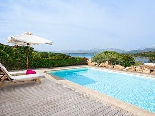 8 bedroom Villa in Capo Coda Cavallo, Sardinia, Italy : ref 5713847