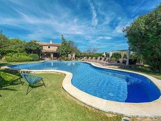 4 bedroom Villa in Pollenca, Balearic Islands, Spain : ref 5707198