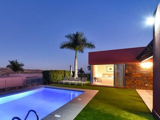 3 bedroom Villa in El Salobre, Canary Islands, Spain - 5714768