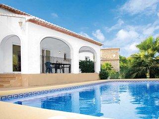 4 bedroom Villa in Moraira, Valencia, Spain - 5705662