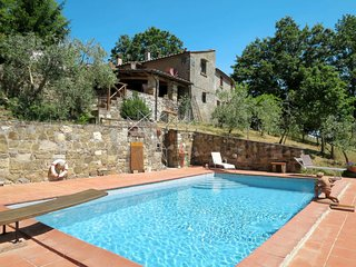 2 bedroom Villa in Gabellino, Tuscany, Italy - 5715543