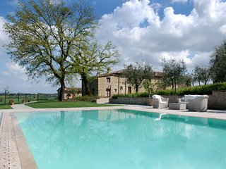 3 bedroom Apartment in Ciggiano, Tuscany, Italy : ref 5714458
