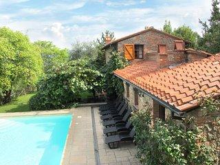 4 bedroom Villa in Moncioni, Tuscany, Italy : ref 5715426