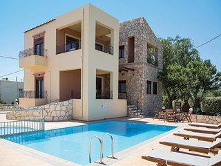 3 bedroom Villa in Stalos, Crete, Greece - 5705605