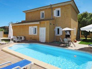 6 bedroom Villa in Sa Coma, Balearic Islands, Spain : ref 5714812