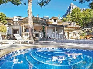 3 bedroom Villa in Finestrat, Valencia, Spain - 5706838