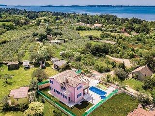 4 bedroom Villa in Peroj, Istria, Croatia : ref 5714291