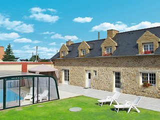 4 bedroom Villa in Plounéour-Trez, Brittany, France - 5715057