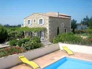 4 bedroom Villa with Pool and WiFi - 5715122