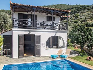 2 bedroom Villa in Skópelos, Thessaly, Greece : ref 5707517