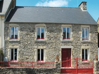 4 bedroom Villa in Portbail, Normandy, France : ref 5715062
