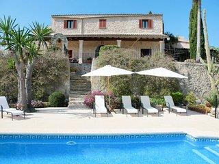 5 bedroom Villa in Sant Joan, Balearic Islands, Spain - 5743339