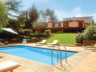 4 bedroom Villa in Castellar del Valles, Catalonia, Spain : ref 5705037