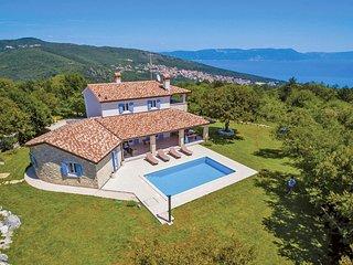 4 bedroom Villa in Rabac, Istria, Croatia - 5714308