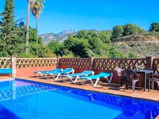 4 bedroom Villa in Frigiliana, Andalusia, Spain - 5714761