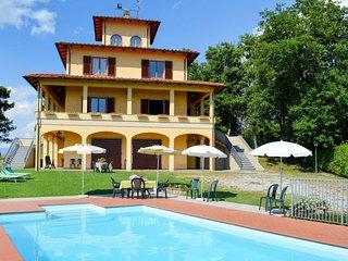 7 bedroom Villa in Cantagrillo, Tuscany, Italy : ref 5715584