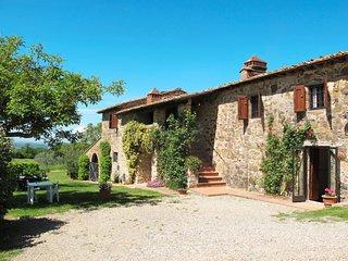 4 bedroom Villa in Le Bolle, Tuscany, Italy : ref 5715290