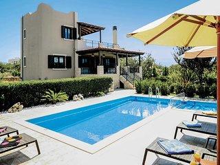 3 bedroom Villa in Archaia Eleutherna, Crete, Greece : ref 5707595