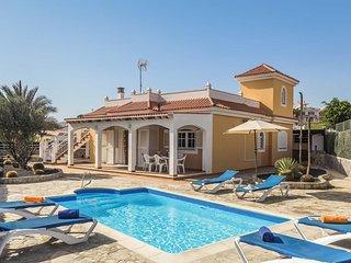 3 bedroom Villa in Urbanización Fuerteventura Golf Club, Canary Islands, Spain :